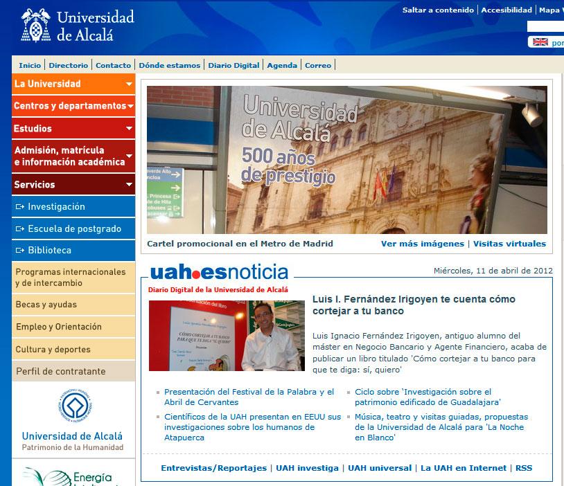 LIFI en Diario Digital de la Universidad de Alcalá