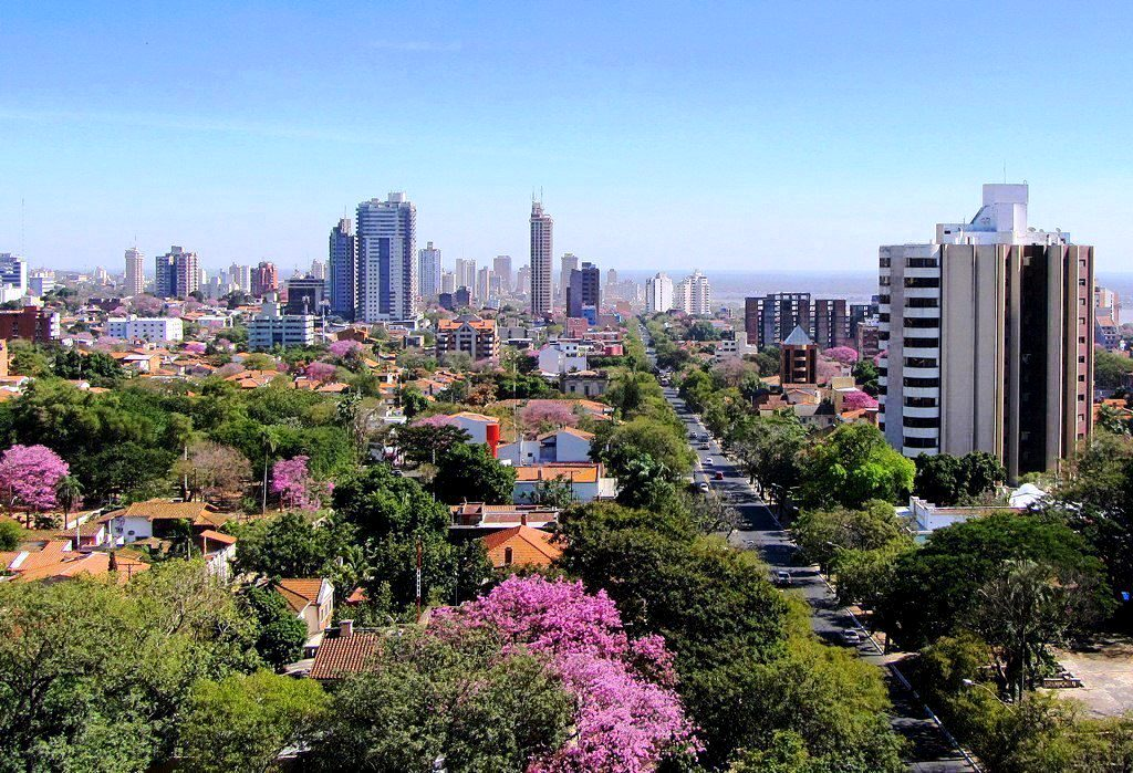 asuncion dating Paraguay is a landlocked country taxis are expensive compared to other prices in paraguay, and in asuncion the fares are dating from pre colonial ceramics and.