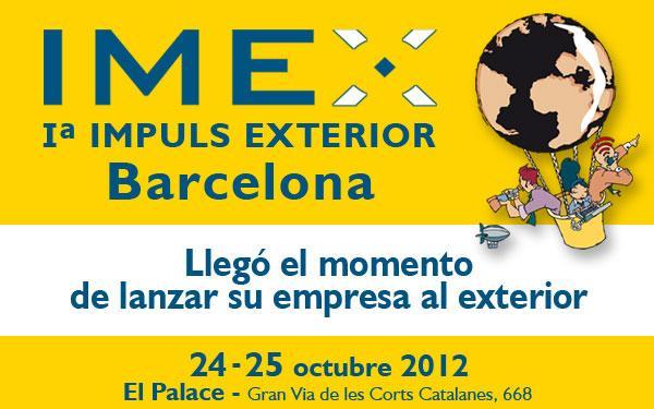 LIFI en Feria IMEX Barcelona