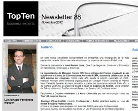 Entrevista a LIFI en TOP TEN sobre Comercio Exterior