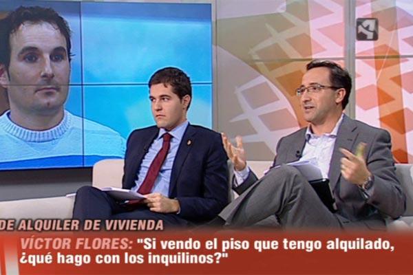 LIFI en Aragón TV – Alquiler de Vivienda