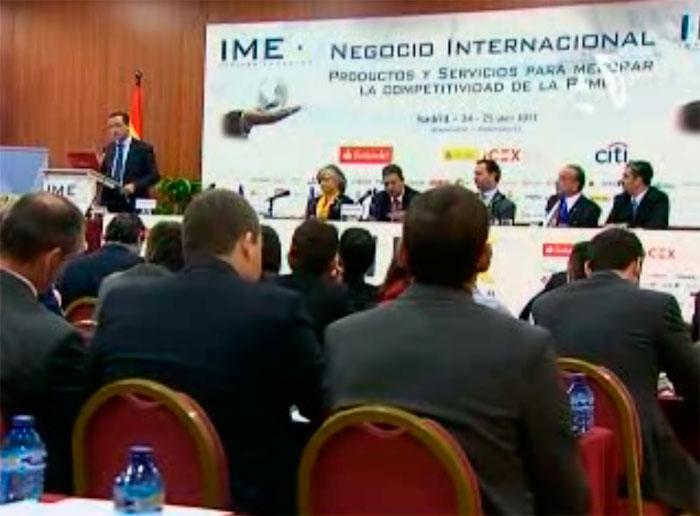 Resumen de IMEX 2013