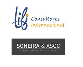 Estudio Soneira y LIFI, de la mano en una jornada en Río de Janeiro