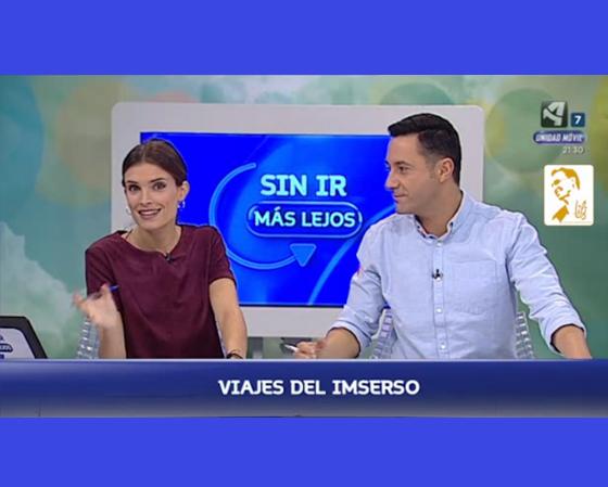 LIFI en TV – Jubilados y viajes del IMSERSO